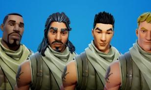 Fortnite Best Boy Skins