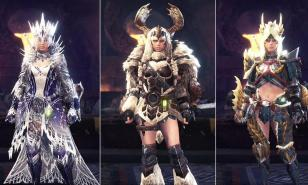 MHW Best Female Layered Armor