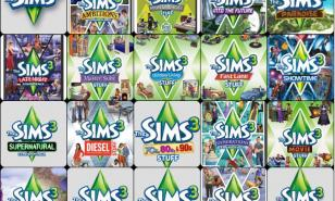 Sims 3 Best Expansion Packs
