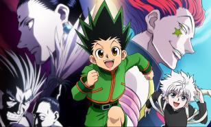 Hunter x Hunter Best Characters