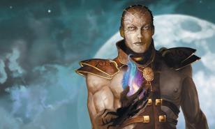 Jon Irenicus, Sorcerer extraordinaire