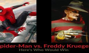 Spider-Man vs. Freddy Krueger