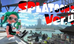 Splatoon 2- Cover