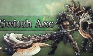 Monster Hunter World, Iceborne, Best Switch Axes