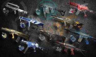 rainbow six siege best guns