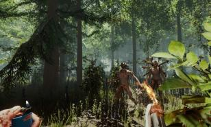 The Forest Best Craftable Weapon