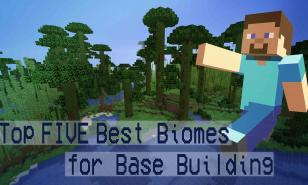 Minecraft Best Biomes For Building