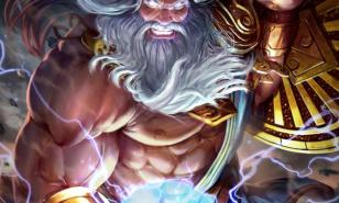 Most Powerful Greek Gods