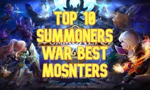 summoners war, best monsters summoners war, top 10 monsters summoners war