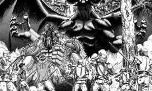 Dark Fantasy Manga