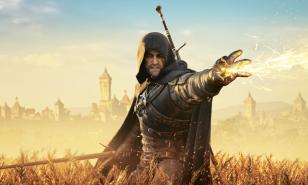 Witcher, The Witcher, The Witcher 3, The Witcher 3 Wild Hunt, Geralt, Mods, 4K, Textures, Combat