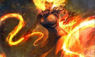 the Best Fire Spells in D&D