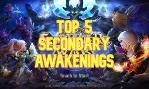 summoners war, second awakening, best second awakening monsters, summoners war secondary awakening