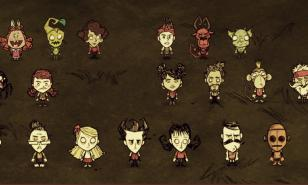 Don't Starve Top 10 Best Characters