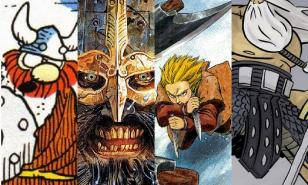 Best Viking Anime,  Best Viking Comics