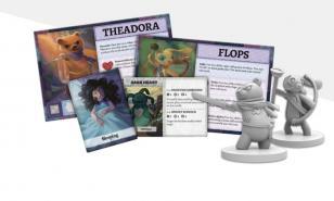 best storytelling board games, best adventure board game, board games with stories