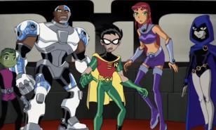 Top 10 Cartoons like Teen titans, Best cartoons, Super Hero Cartoons