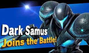 samus, dark samus, smash ultimate, metroid