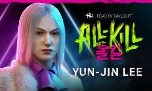 dbd, dead by daylight, yun-jin, yun-jin lee, best builds