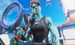 Zombie, Fornite