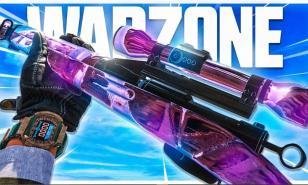 COD Warzone Best Sniper Rifle