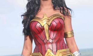 wonder woman, dc comics, cosplay, diana price