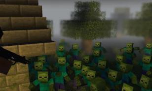 Minecraft Zombie Apocalypse Mods