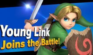 Smash Ultimate Young Link Combos