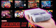 Nintendo's SNES Coming Back To Stores September 2017