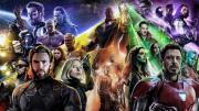Avengers: Infinity War Features Epic Mix of 20 Superheroes