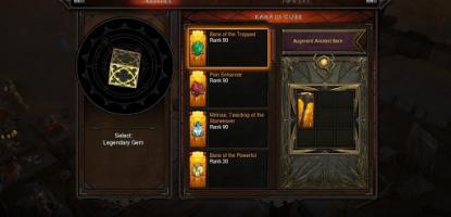 Diablo 3 Best Legendary Gems