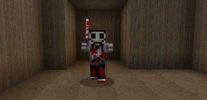 Jeff the Killer, Minecraft edition!