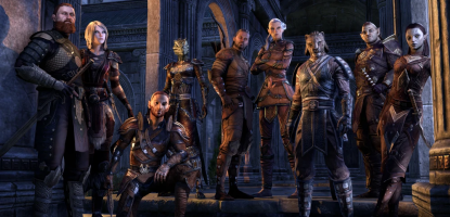 The top 5 best Dragonknight races in ESO