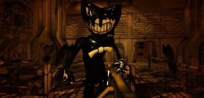 Top 10 games like Bendy and the Ink Machine