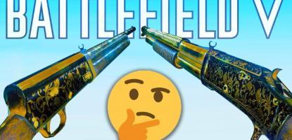 battlefield 5 best shotguns ranked