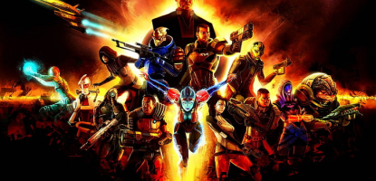 Top 10 BioWare Games to Play Right Now