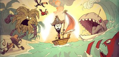 Don't Starve Shipwrecked DLC Best Boats