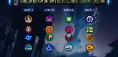 2016 League of Legends World Championship group stage lineup predictions and opinion