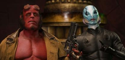 hellboy, darkhorse comics, hellboy movies