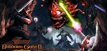 Games like Baldur's Gate