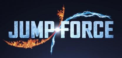jump force, jump force logo, fighting games, anime games