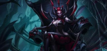 League of Legends Spider Queen Elise Is Growing Older… But Never Aging