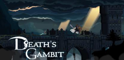 Death's Gambit, action RPG- Available on PlayStation 4 & Microsoft Windows