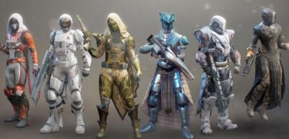 Destiny 2 Classes