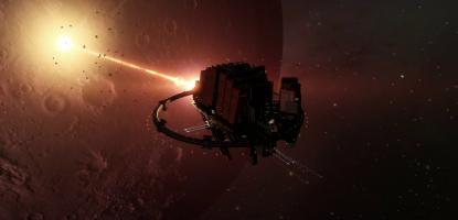 EVE Online, MMORPG, Space Simulator, Open World, Mining