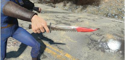Fallout 4 Best Knives