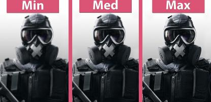 The best fifteen graphics settings in Rainbow Six Siege to give you an advantage