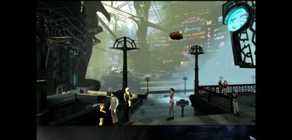 Point-and-Click Adventure Games