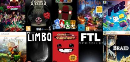 Best Indie Games of All Time
