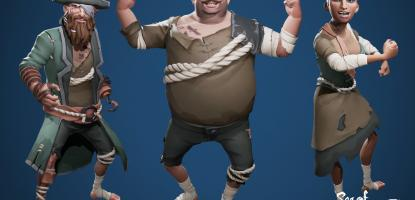 Sea of Thieves best outfits